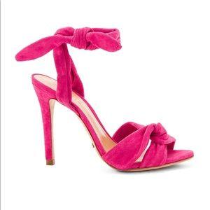 Schultz Monica Heel in Rose Pink